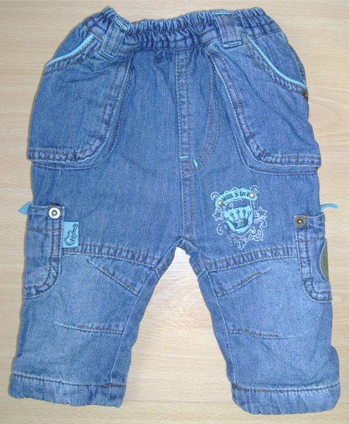 jeans chaud mini gang avec ecusson 3 mois.jpg