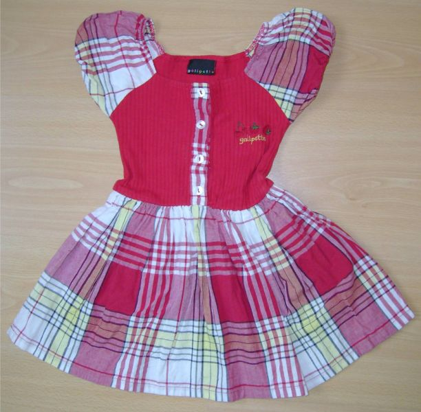 robe rouge a carreaux galipette 2 ans.jpg