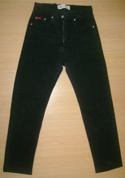 jeans noir lee cooper de face.jpg