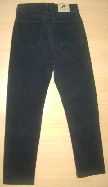 jeans noir lee cooper de dos.jpg