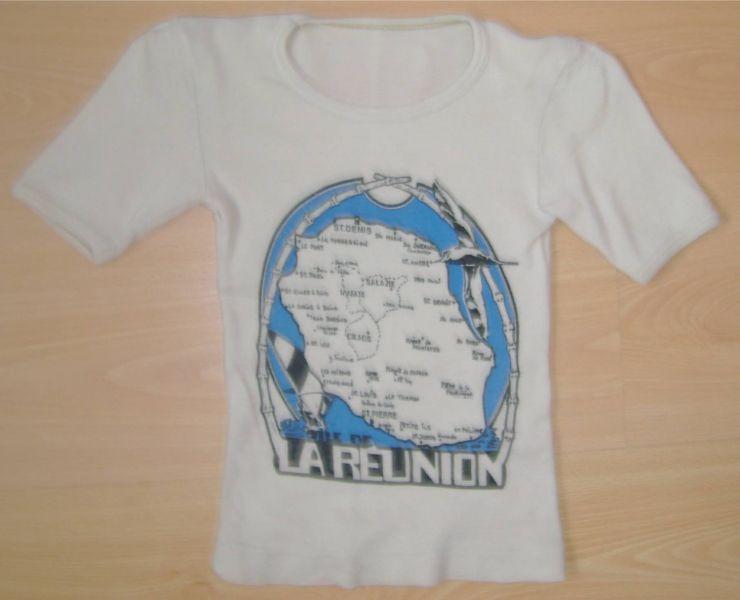 T-shirt beige de l'île de la Réunion.jpg