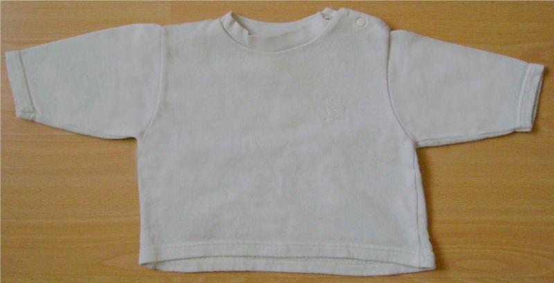 pull blanc avec nounours In Extenso 6 mois.jpg